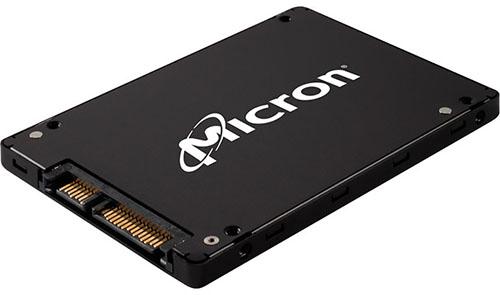 De la NAND Flash QLC pour les prochains SSD de Micron…
