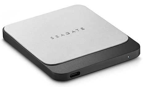 Fast SSD : jusqu'à 1 To de stockage pour le nouveau SSD portable de Seagate