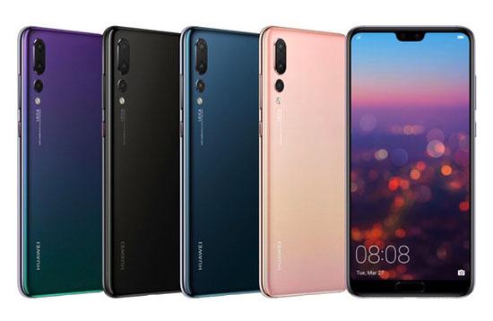 La photo est à l'honneur sur les nouveaux smartphones P20 et P20 Pro de Huawei