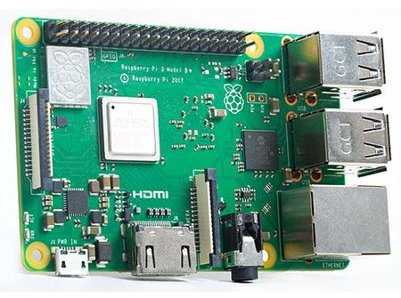 La fondation Raspberry dévoile le Raspberry Pi 3 Model B+ plus rapide et plus puissant que son prédécesseur