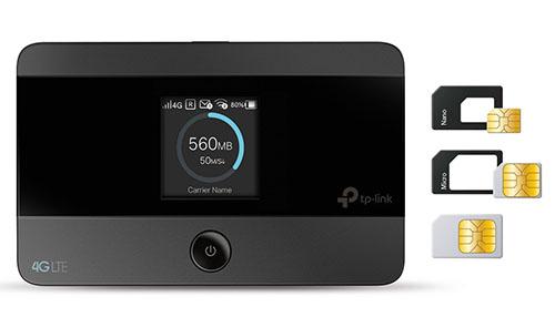 Vente flash : le routeur 4G TP-Link avec batterie à 64 euros