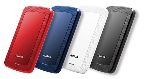Un nouveau disque dur USB 3.1 chez ADATA : le HV300