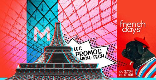 French Days : Materiel.net dégaine une flopée de promos