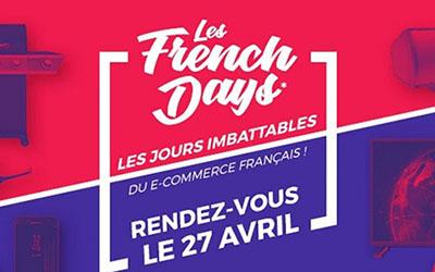 Jour J pour les French Days : une nouvelle période de promotions