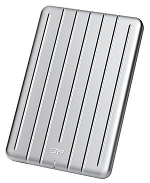 Silicon Power signe un nouveau SSD : le Bolt B75, un SSD externe en aluminium