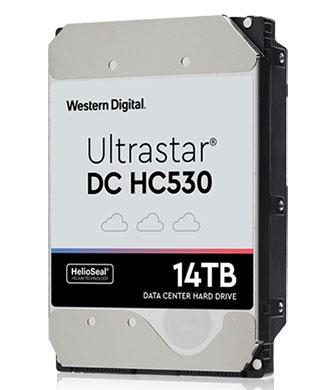 Western Digital dévoile un disque dur de 14 To à base d'hélium