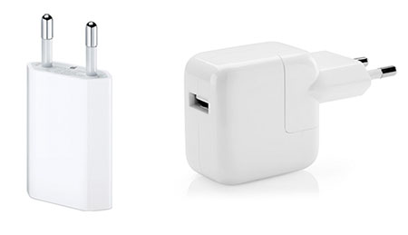 Vers la fin des chargeurs 5W ? Le prochain iPhone fourni avec un chargeur 18W ?