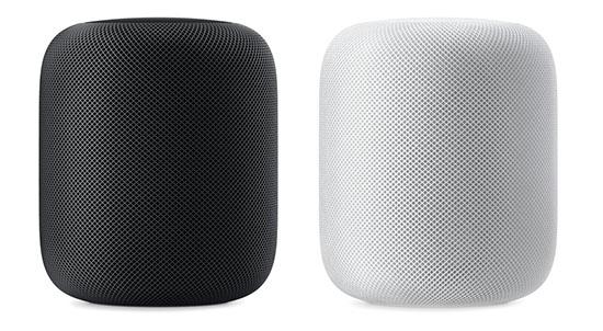 L'enceinte connectée Apple HomePod sera disponible en France le 18 juin au prix de 349 euros