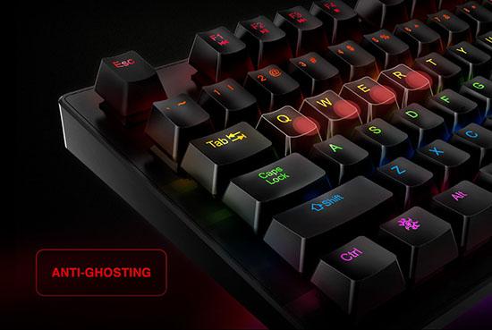 Un premier clavier gamer chez ADATA : le XPG Infarex K20 (maj)