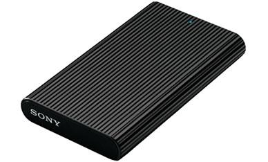 Un SSD portable USB 3.1 compact de 960 Go chez Sony