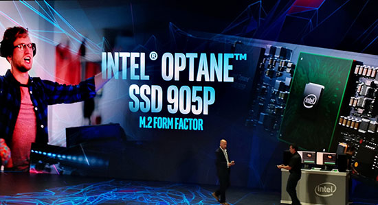 Le SSD Intel 905P est maintenant disponible au format M.2.
