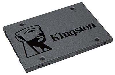 Le SSD Kingston UV500 débarque en version 2 To
