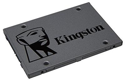 Le SSD Kingston UV500 débarque en version 2 To