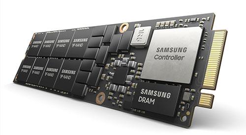 Un SSD NVMe de 8 To pour les datacenters chez Samsung !
