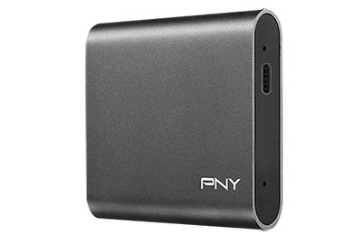 PNY sort les Elite-X : des SSD portables à la fois compacts et performants