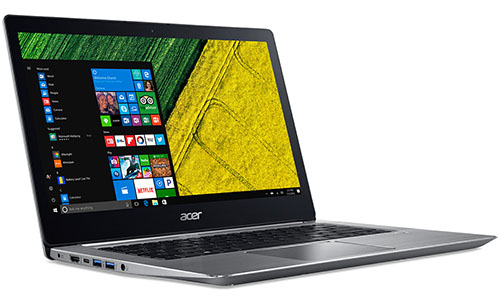 Soldes : l'ultra portable ACER Swift 3 à 617 euros !