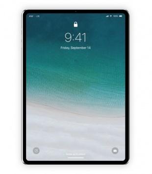 Rumeurs : des iPad Pro avec des bords plus fins, sans prise jack mais avec Face ID ?