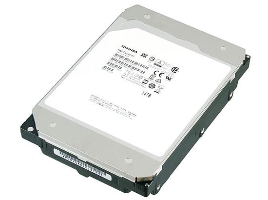 Toshiba prépare des disques durs de 12 To et 14 To à l'hélium à destination des NAS