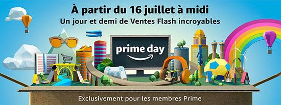 Bon Plan : la quatrième édition du Prime Day d'Amazon démarre aujourd'hui…