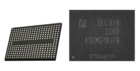 De la mémoire V-NAND de 5ème génération chez Samsung