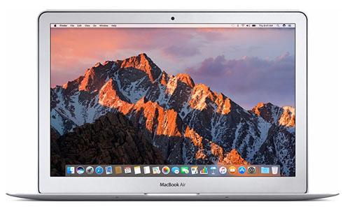 Soldes : le MacBook Air 13″ s'affiche à moins de 850 euros