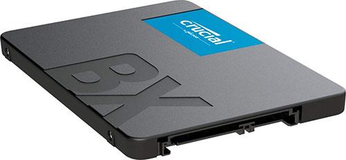 Le SSD Crucial BX500 existe maintenant avec une capacité de 2 To