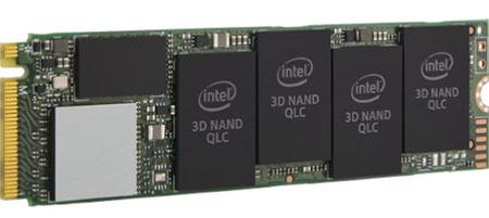 Intel lance les SSD 660P à base de mémoire QLC