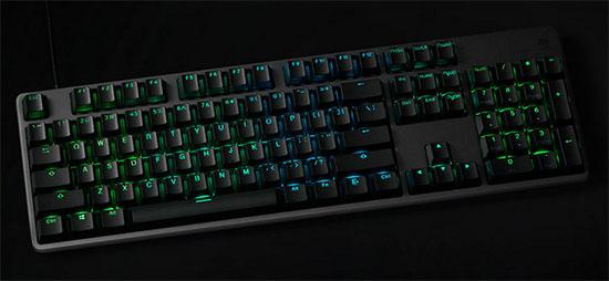 Xiaomi lance un clavier RGB bon marché destiné aux gamers