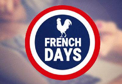 Les French Days font leur retour demain…