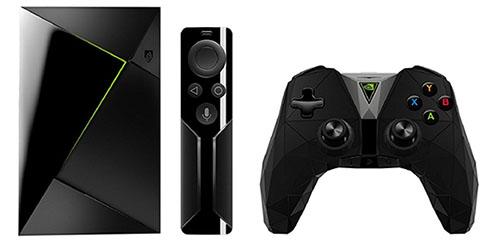 Bon Plan : 179€ la Shield TV avec télécommande et manette de jeux