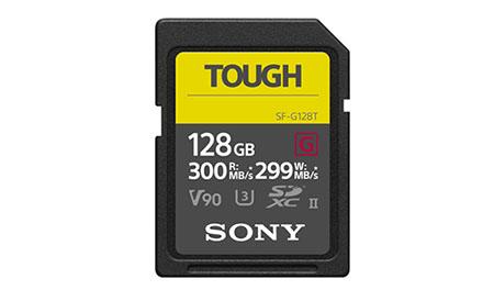 De nouvelles cartes SDXC résistantes et très rapides signées Sony