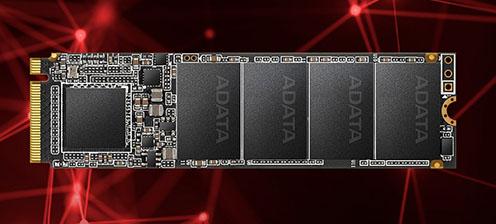 Un nouveau SSD M.2. NVMe chez ADATA : le SX6000 Pro !
