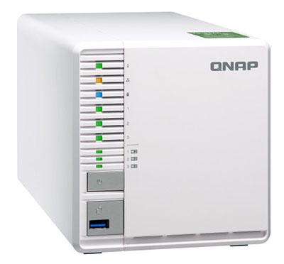 Un nouveau NAS 3 baies est annoncé chez QNAP : le TS-332X