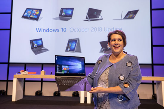 La prochaine mise à jour de Windows 10 sera l'October 2018 Update