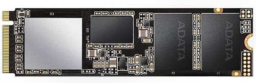 ADATA offre une version 2 To à sa gamme de SSD M.2. NVMe SX8200 Pro