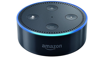 Bon Plan : 19€ l'enceinte connectée Amazon Echo Dot 2