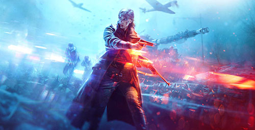 Les drivers GeForce 417.22 WHQL sont optimisés pour Battlefield V Tides of War Chapter 1: Overture Update