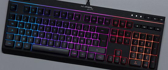 HyperX lance un nouveau clavier pour gamer : le Alloy Core RGB