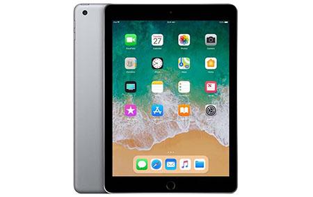 Soldes : Apple iPad 2018 de 32 Go à 274,99 euros (maj)