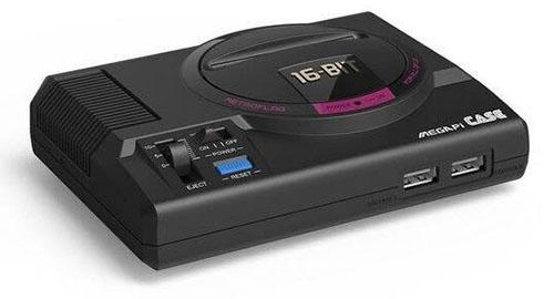 MegaPi Case : le nouveau boitier pour Raspberry Pi signé RetroFlag (maj : dispo !)