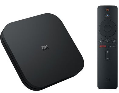 Black Friday : 48€ le boitier TV Xiami Mi Box S !