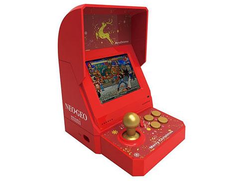 Une Neo Geo Mini spéciale pour Noël : les précommandes sont ouvertes (maj)