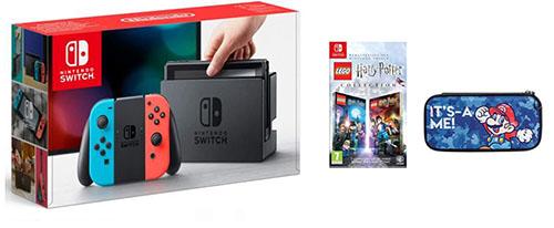 Black Friday : des bonnes affaires aussi sur les consoles Nintendo Switch