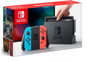 Bon Plan : la Nintendo Switch à 269€ sur Amazon.fr !