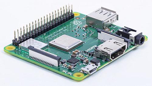 Voilà le Raspberry Pi 3 Model A+ : plus fin et plus compact que les versions précédentes