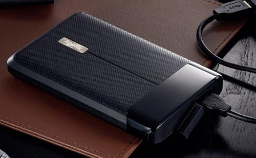 APACER dévoile un disque dur portable résistant : le AC731