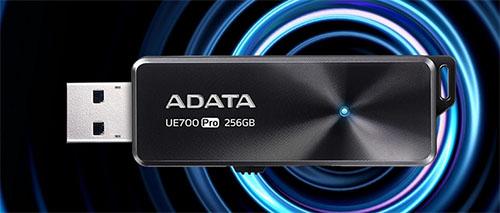 UE700 Pro : une nouvelle clé usb qui carbure à 360 Mo/s chez ADATA