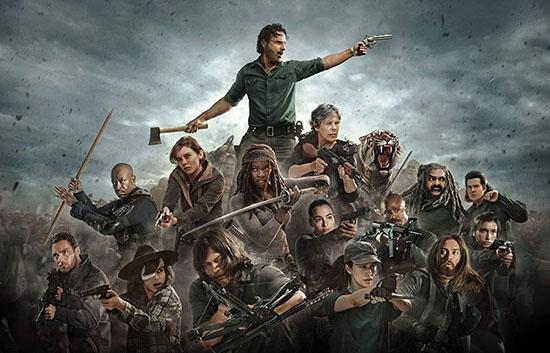 Le TOP 10 des séries TV les plus piratées en 2018 : The Walking Dead en tête !