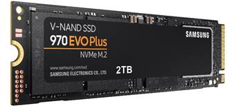 Plus performant que le 970 EVO, voici le SSD Samsung 970 EVO Plus