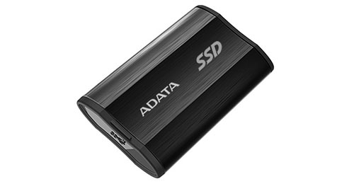 ADATA va envoyer du lourd avec son SSD portable SE800 capable d'atteindre 1000 Mo/s en lecture/écriture